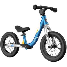 "RoyalBaby Run Knight Alloy Balance Bike 12"" Kids, blue"